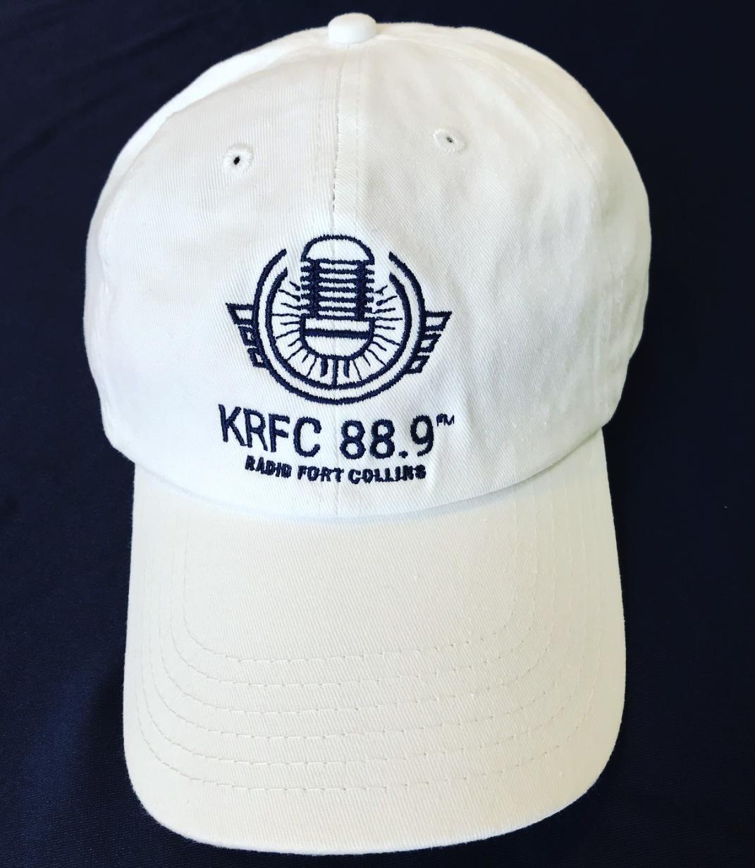 KRFC 88.9 FM Baseball Cap